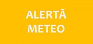 alerta meteo cod portocaliu