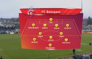 fc botosani- csm poli iasi- cupa romaniei 0-0