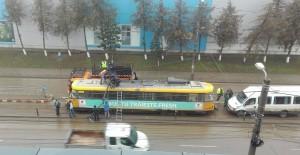 tramvai defect, stiri, botosani