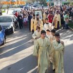 procesiune, stiri, botosani, icoana Portita
