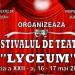 Afisul-festivalului-de-teatru-Lyceum-2018, stiri, botosani