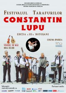 Festivalul Tarafurilor ,,Constantin Lupu,, Editia a III-a 2018