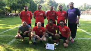 echipa de fotbal a penitenciarului botosani1
