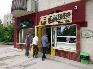 la barista, stiri, coffe shop, inaugurare, botosani