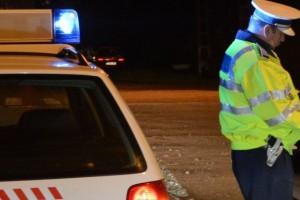 accident politie rutiera