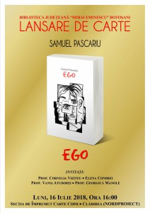 AFIS Lansare de carte Samuel Pascariu S Copii_n