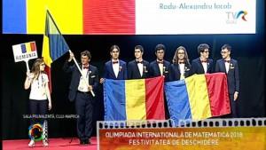 """Deputatul PSD Mihaela Huncă, cu ocazia organizării Olimpiadei Internaționale de Matematică la Cluj """"România trebuie să știe să își respecte și să își încurajeze valorile care pot face performanță"""" (1)"""