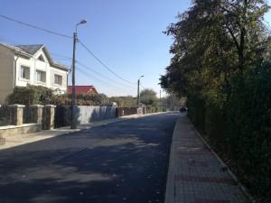 asfalt strada trandafirilor