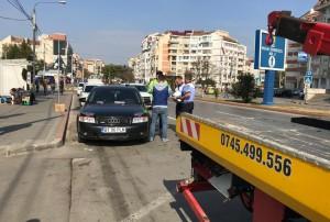 politie, masina in trafic , stiri, botosani