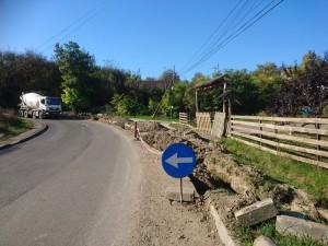 strada Dobosari , stiri, botosani, conducta apa, nova apaserv