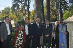 uniunea armenilor, stiri , botosani, centenar